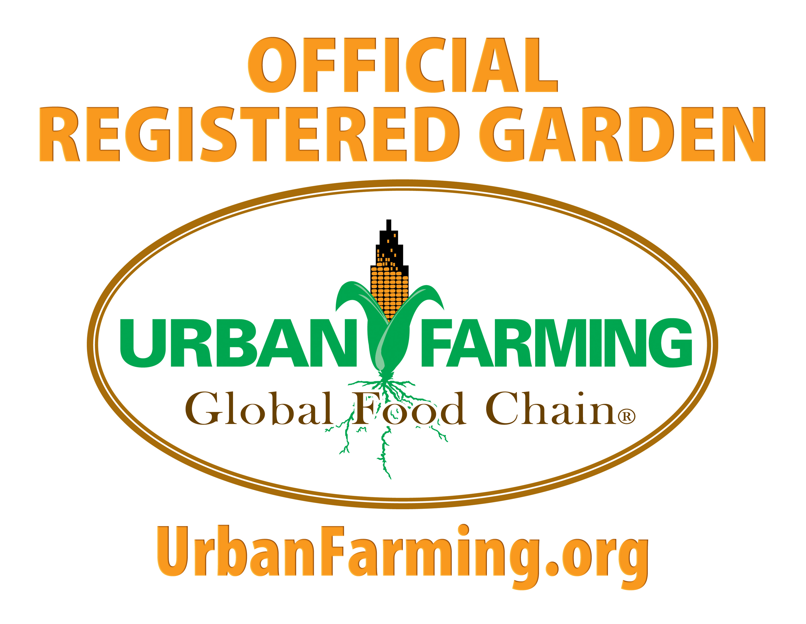 We are now on the global registry for urban farms.